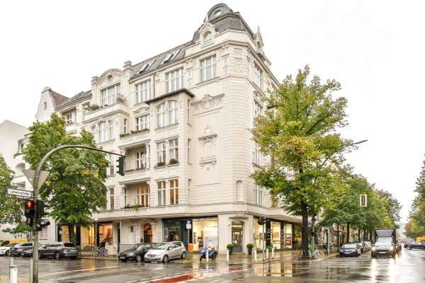THERA Praxisklinik, Mommsenstr. 57, 10629 Berlin, Ecke Leibnizstrasse in Charlottenburg