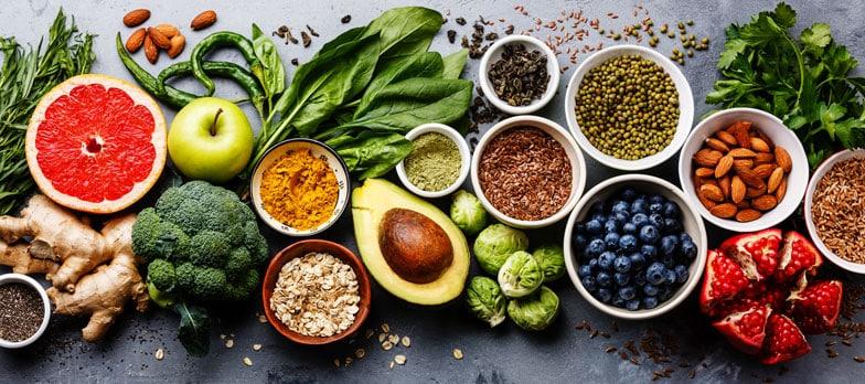 Nachhaltigen Darmsanierung durch sinnvolle Ernährungsumstellung